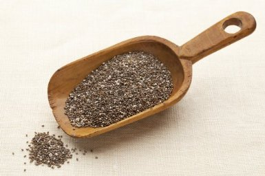chia seeds large image