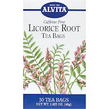 licorice tea